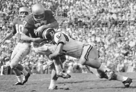 Mizzou S Greatest 7 The 1960 Football Season Rock M Nation
