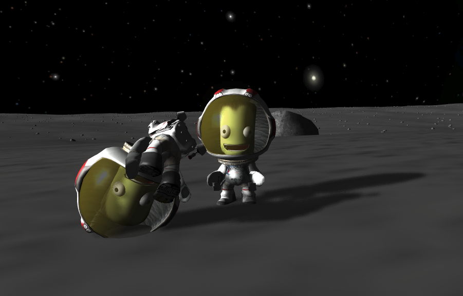 Kerbal Space Program launches new update on astronaut John ...