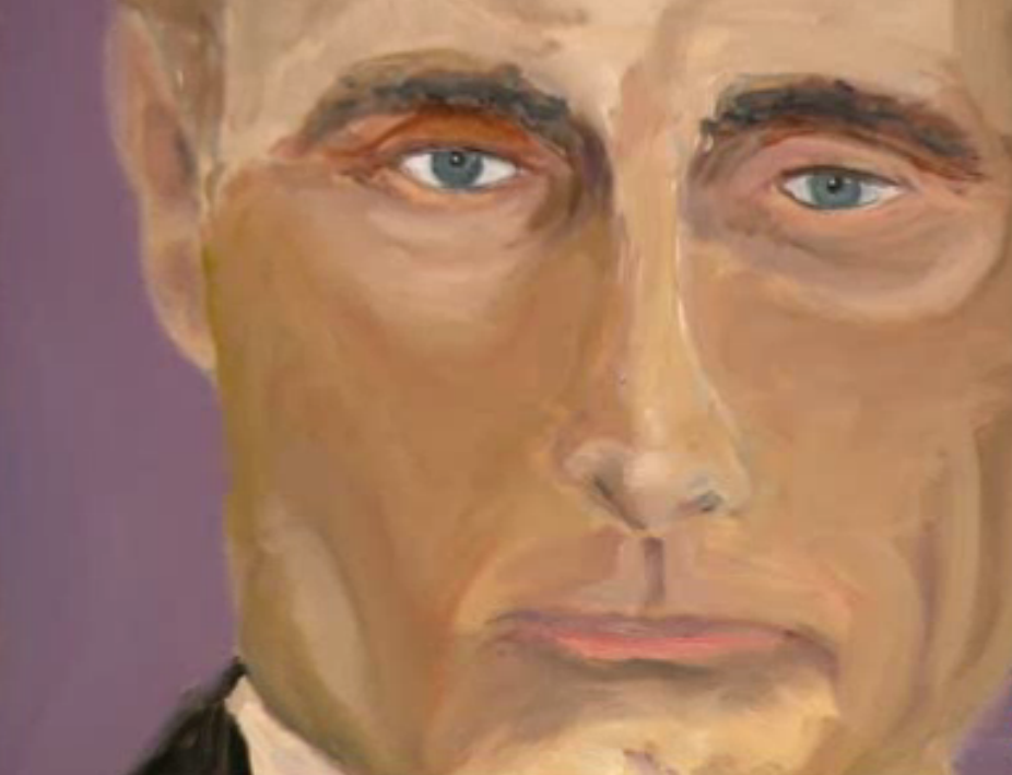 George W Bush Finally Reveals His Paintings I M Not A Great
