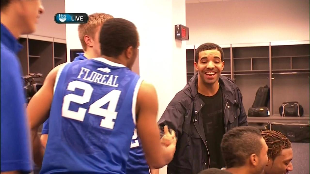 A Compendium Of Drake S Sporting Allegiances Sbnation Com