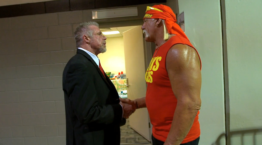 Hogan Warrior Reconcile
