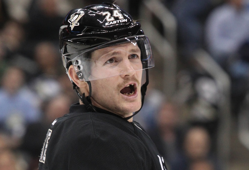 Matt Cooke Net Worth