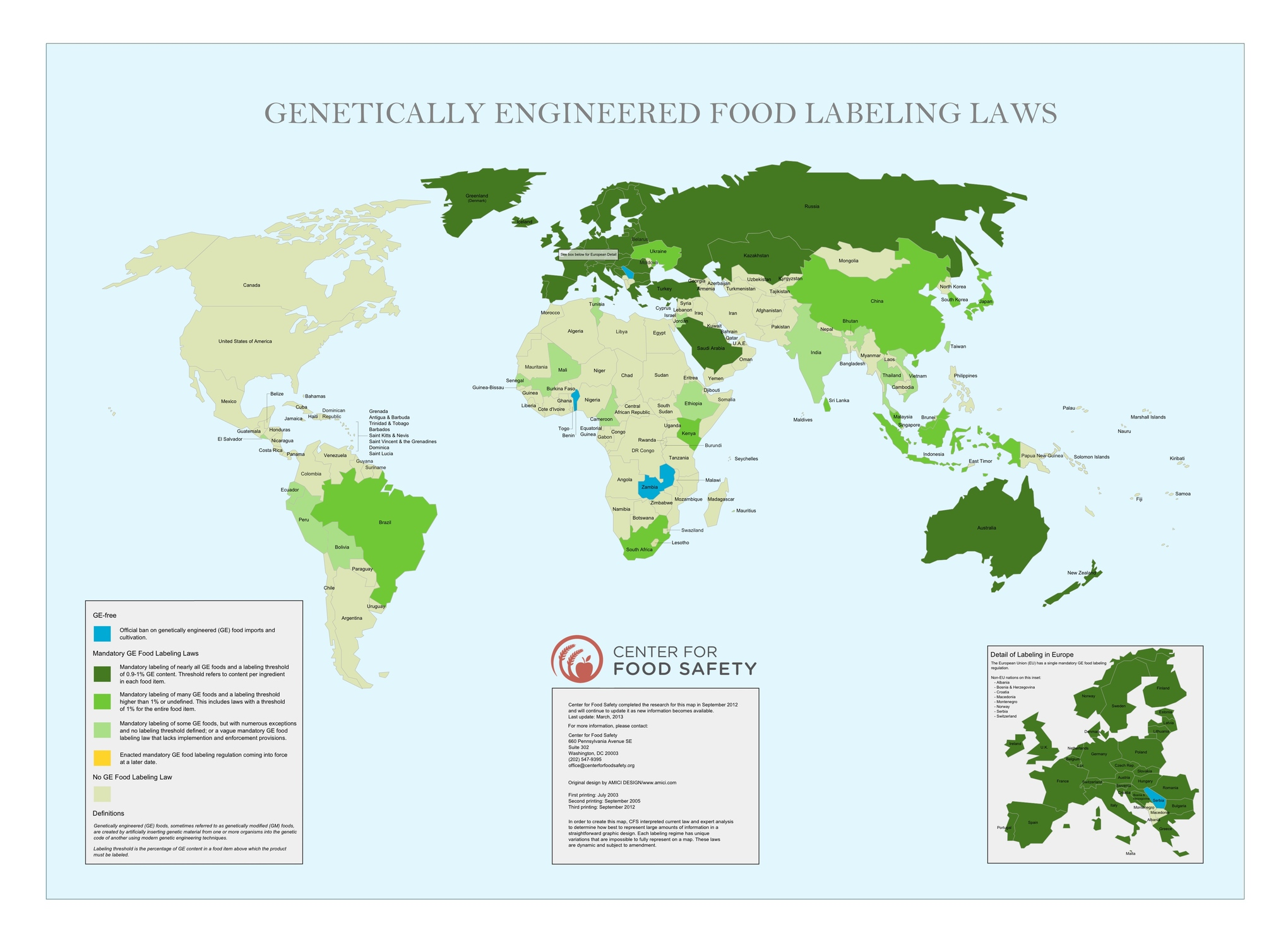 colorado and oregon will vote on gmo labeling tuesday here s center for food safety