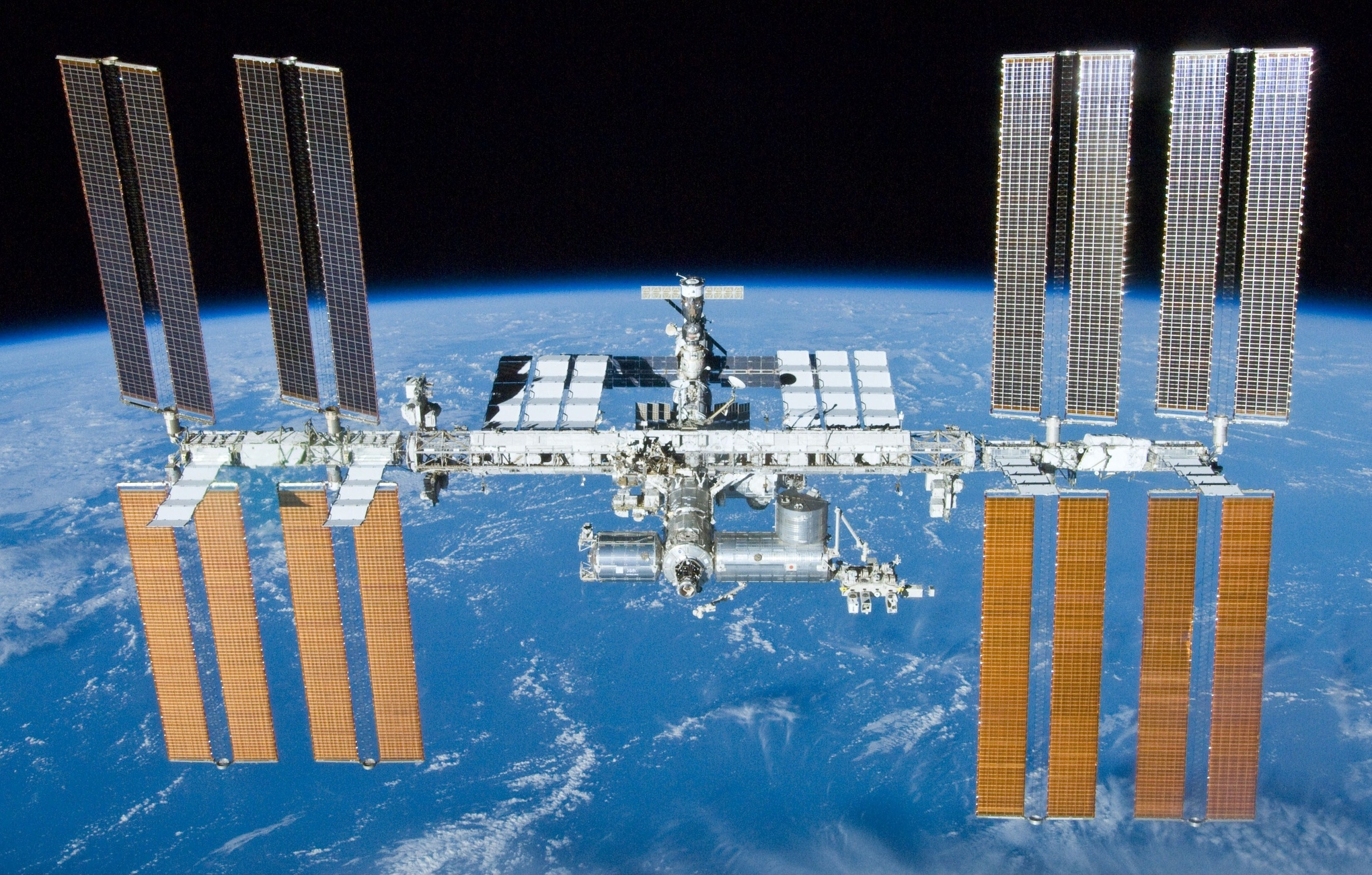 us nasa space station - photo #17