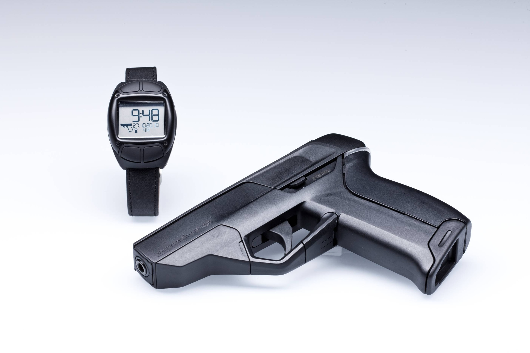smart gun technology comes with a remote kill switch