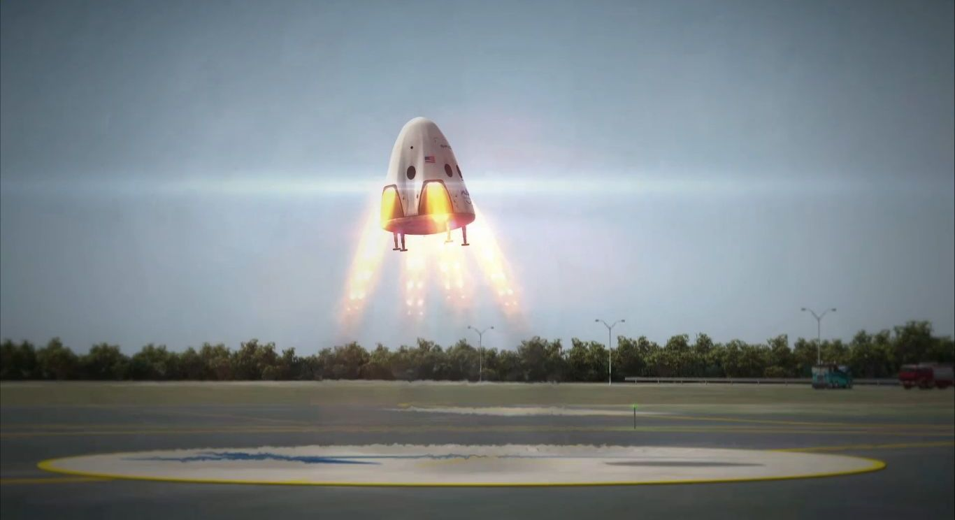 spacex dragon launch texas - photo #22