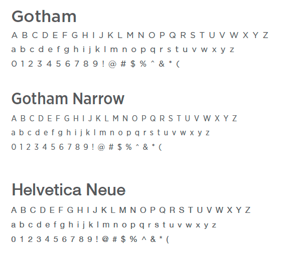 Twitter quietly changes its font from Helvetica Neue to