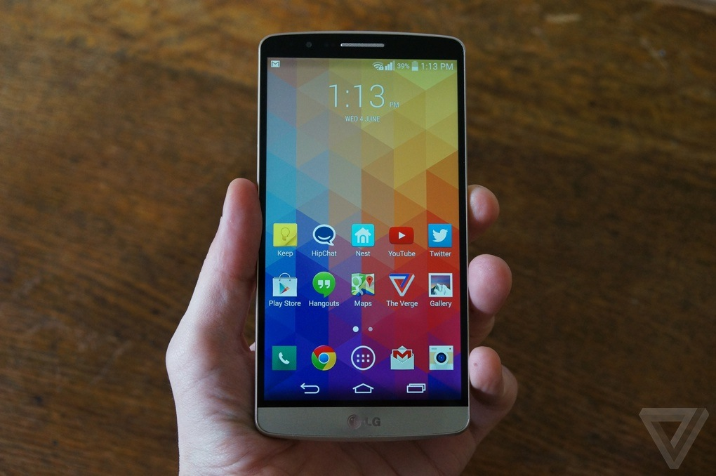 LG G3 review | The Verge