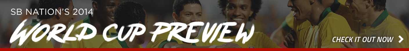 SB Nation's 2014 World Cup Preview'