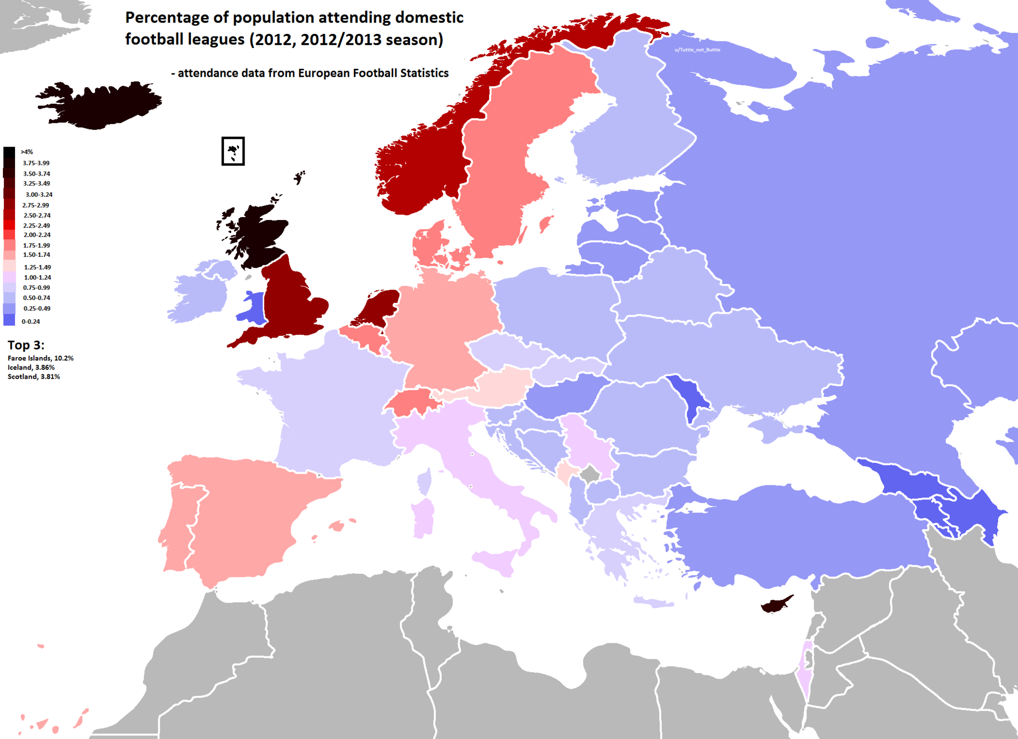 38 maps that explain europe vox the biggest football fans publicscrutiny Image collections