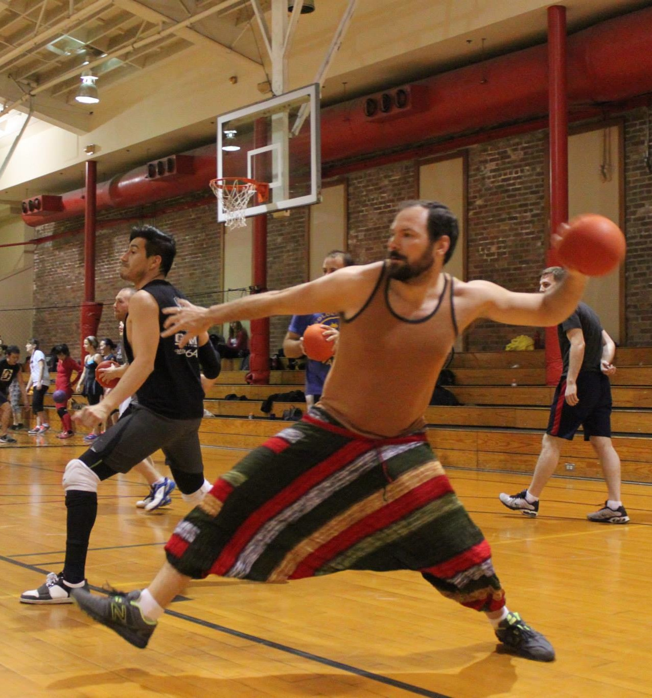 dodgeball  an extreme second chance at childhood