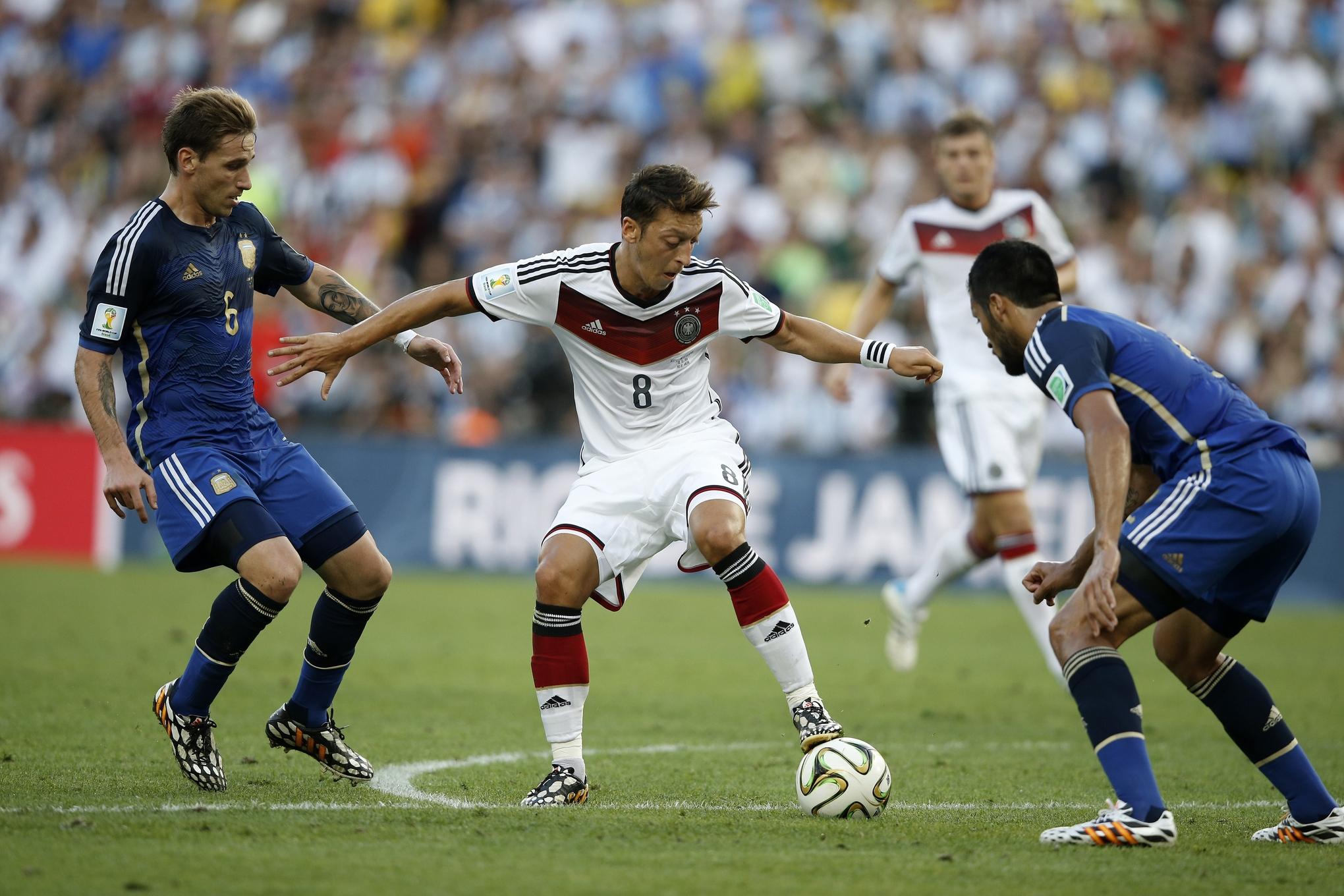 World Cup Gear Watch Germany 0 1 Argentina Brazil 0 3