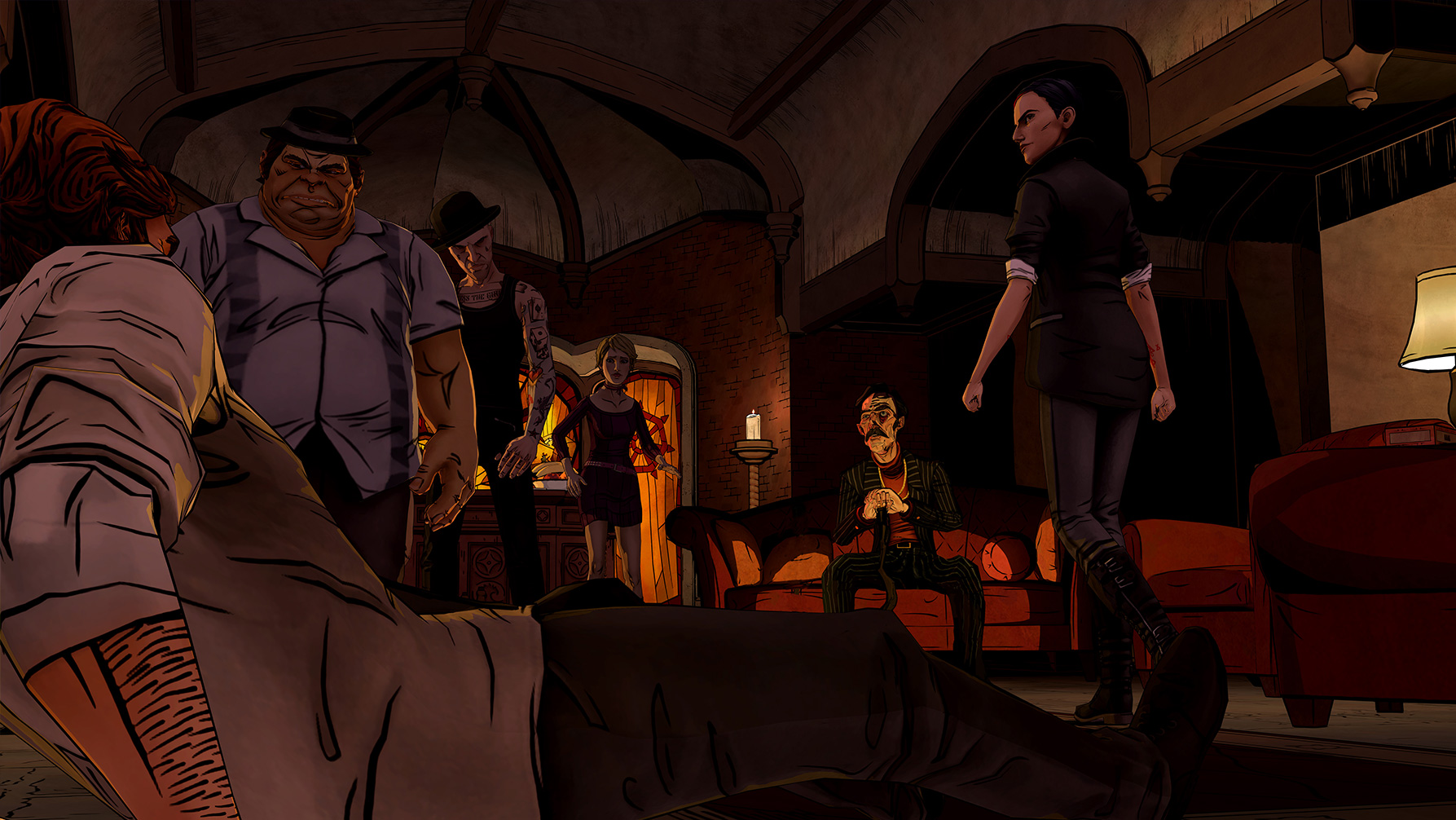 The Wolf Among Us episode five: Cry Wolf review: bark at ...