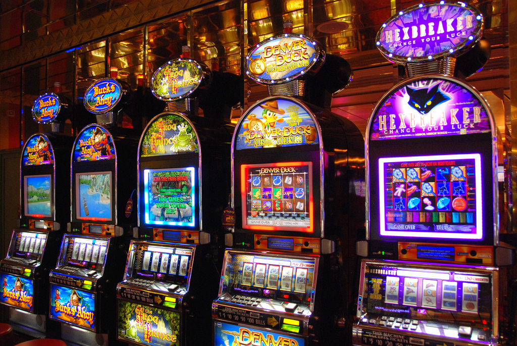 Bingo Slot Machines Tips