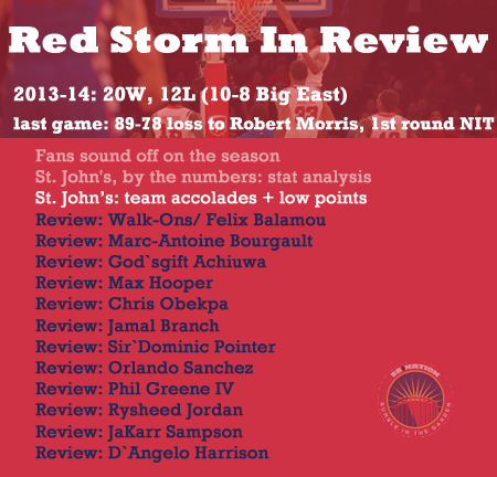 Red Storm in Review
