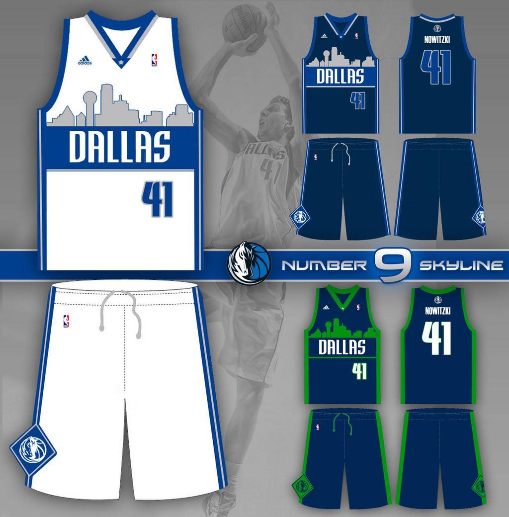 Mavericks introduce new alternate jerseys with Dallas skyline for ... db71c434e