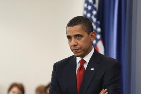 Obama serious