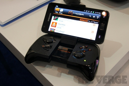 Gallery Photo: Power A Moga Android controller gallery
