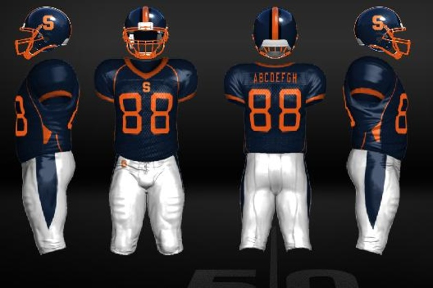 create football uniforms