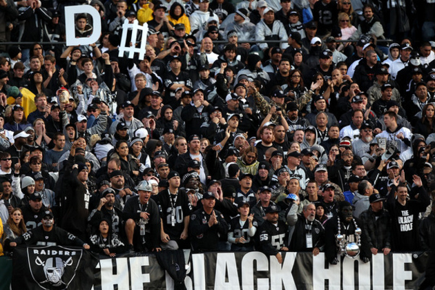 Oakland Raiders Black Hole Seats - Pics about space