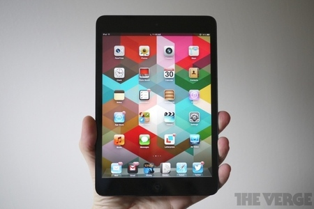 Gallery Photo: Hands-on with the iPad mini