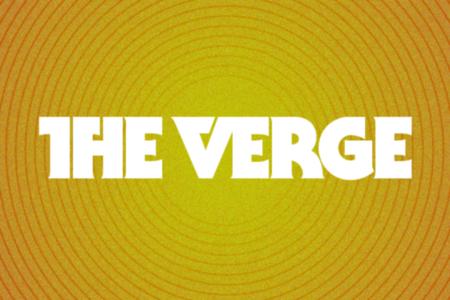 Verge logo stock