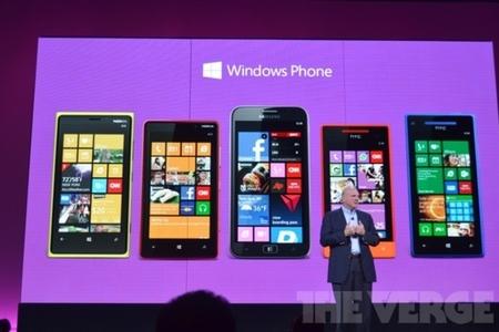 Windows Phone 8 Ballmer