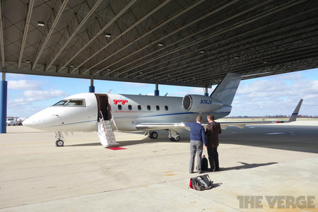 Gallery Photo: Gogo ATG-4 internet tour