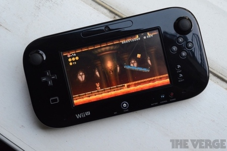 Gallery Photo: Nintendo Wii U hands-on pictures