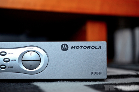 motorola cable box