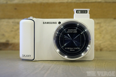 Gallery Photo: Samsung Galaxy Camera hardware
