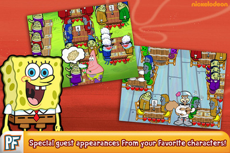 SpongeBob DinerDash