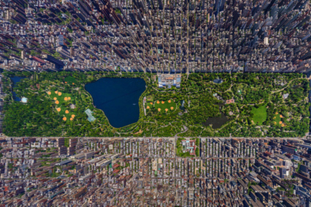 AIRPANO Sergey Semonov Manhattan New York City