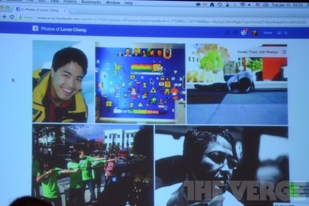 Gallery Photo: Facebook Graph Search
