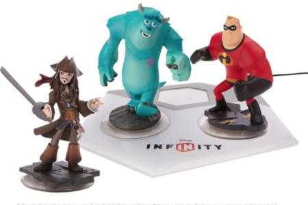Gallery Photo: 'Disney Infinity' toys and screenshots