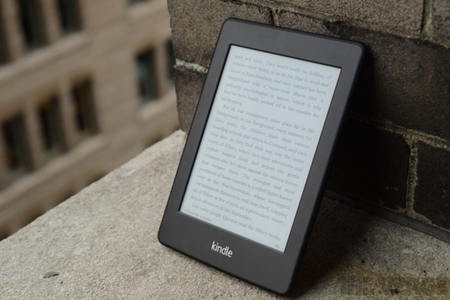 Gallery Photo: Amazon Kindle Paperwhite review pictures