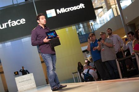 Surface Pro launch Las Vegas