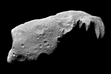 Asteroid credit NASA JPL
