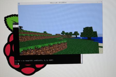 minecraft pi edition