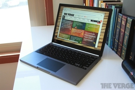 Gallery Photo: Google Chromebook Pixel photos