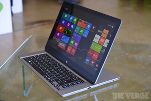 Gallery Photo: Acer Aspire R7 hands-on pictures