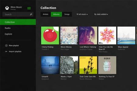 Xbox Music for Windows 8.1