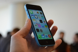 iPhone 5c hands-on