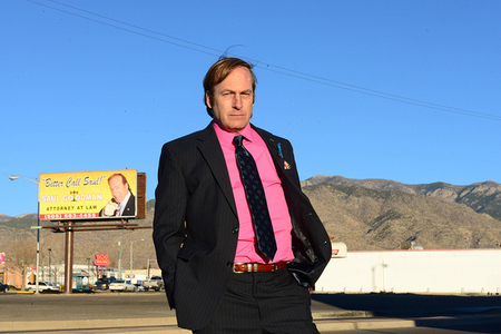 Saul Goodman - Breaking Bad