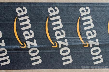Amazon box (STOCK)