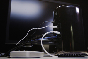 Mac Pro 2013 review still