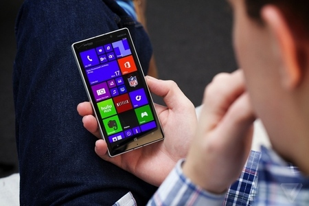 Nokia Lumia Icon 2040px