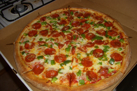 pizza (flickr)