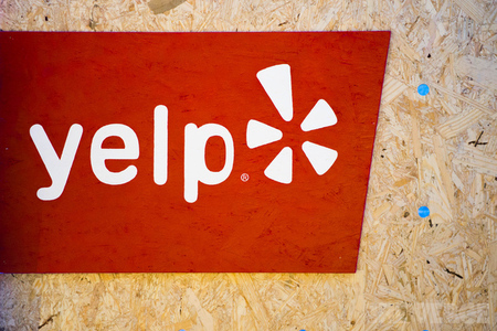 Yelp Logo (STOCK)