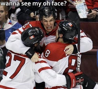 Crosbyface